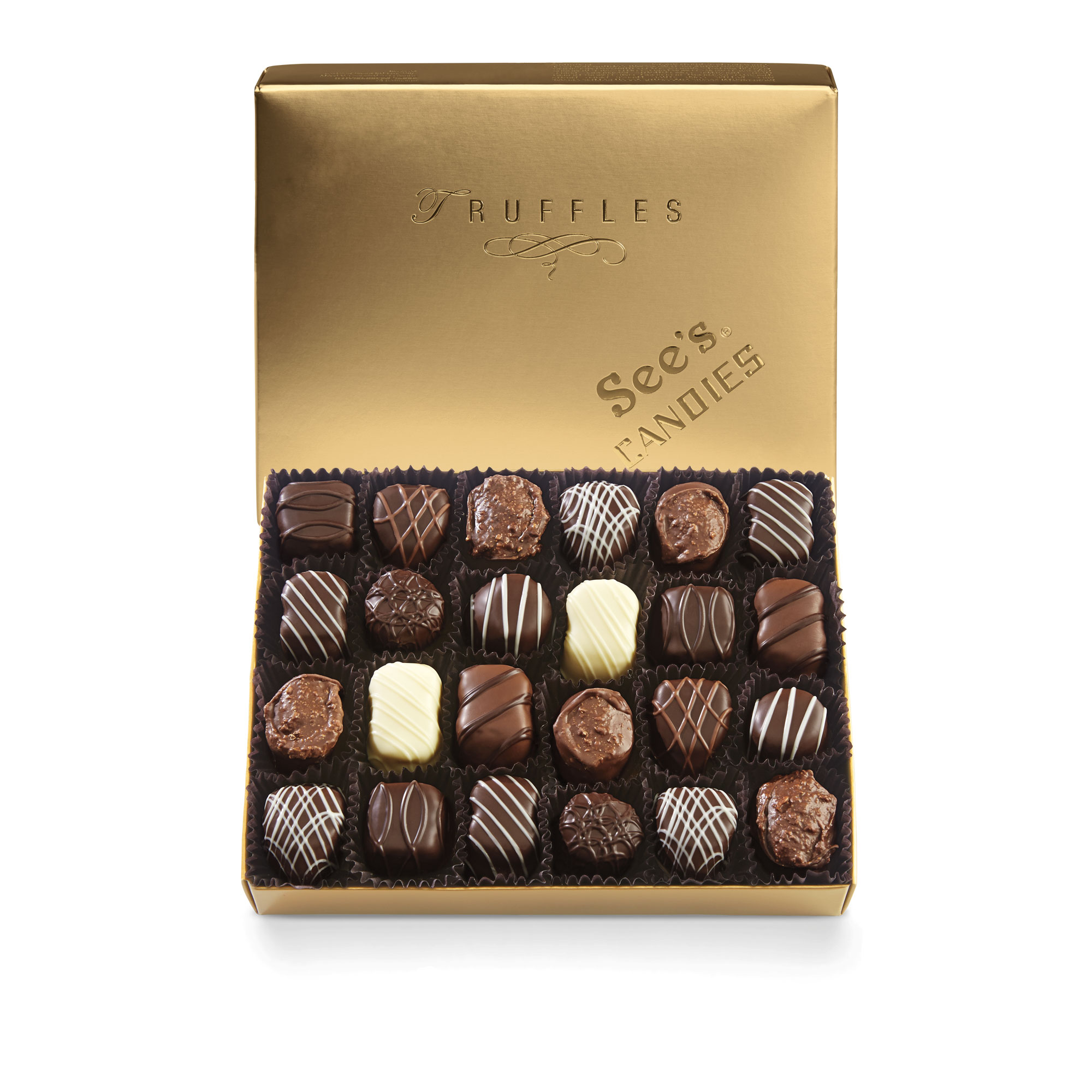 Truffles product view