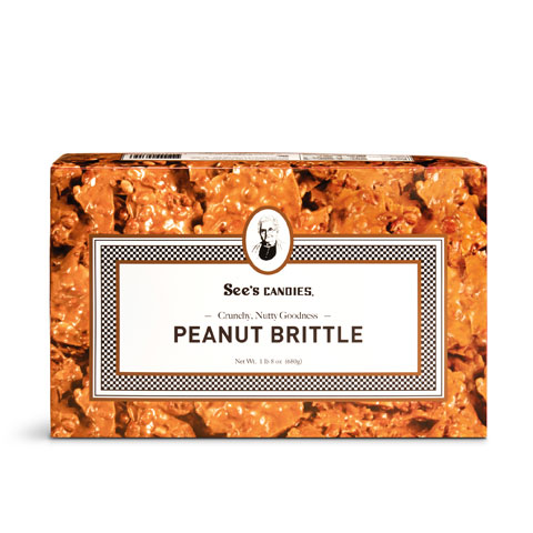 Peanut Brittle product view