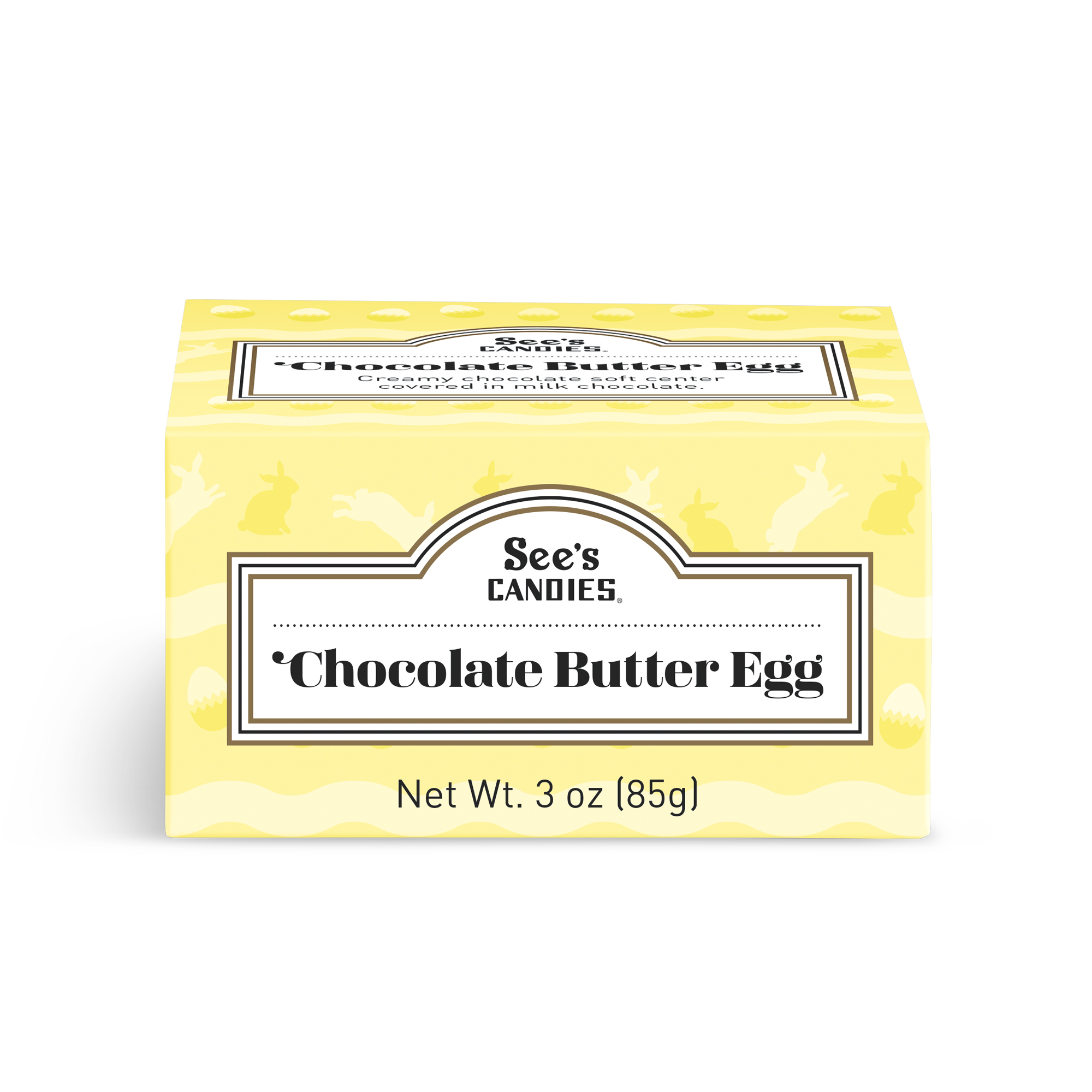View of Chocolate Butter Egg 2