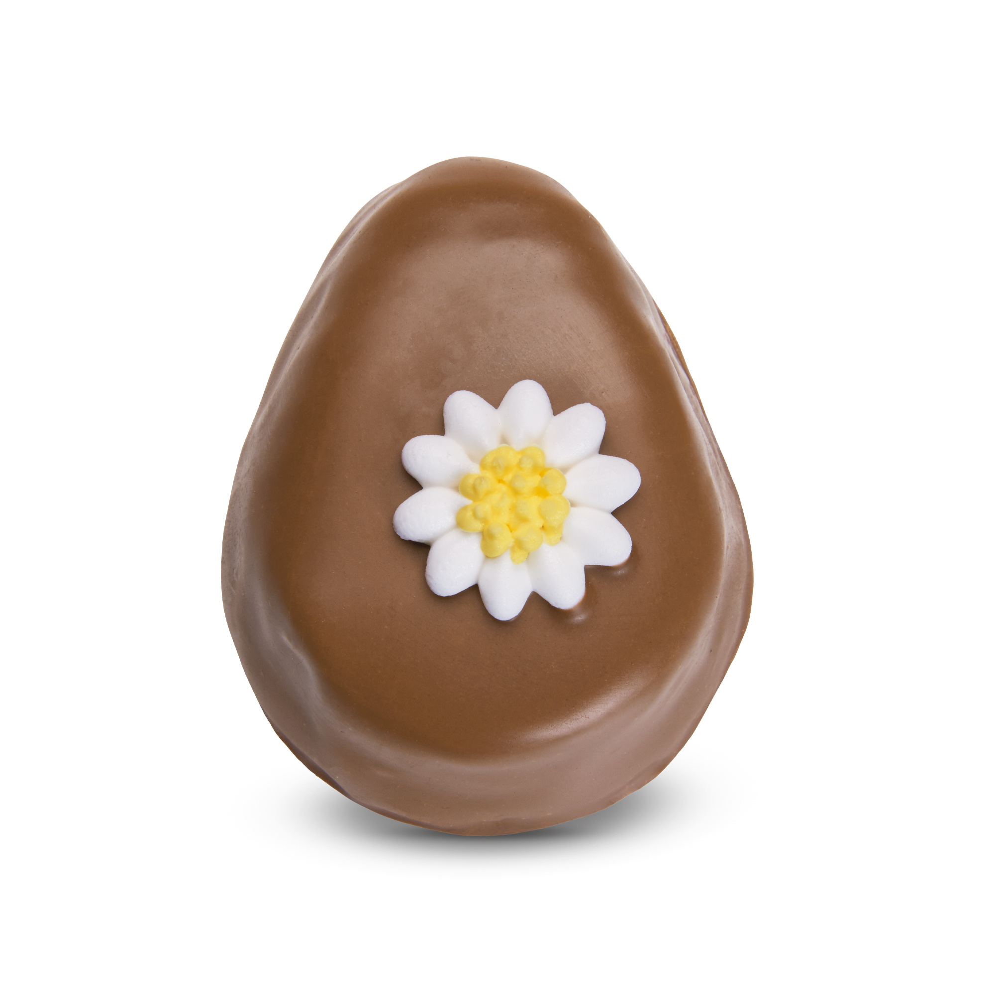 View of Chocolate Butter Egg