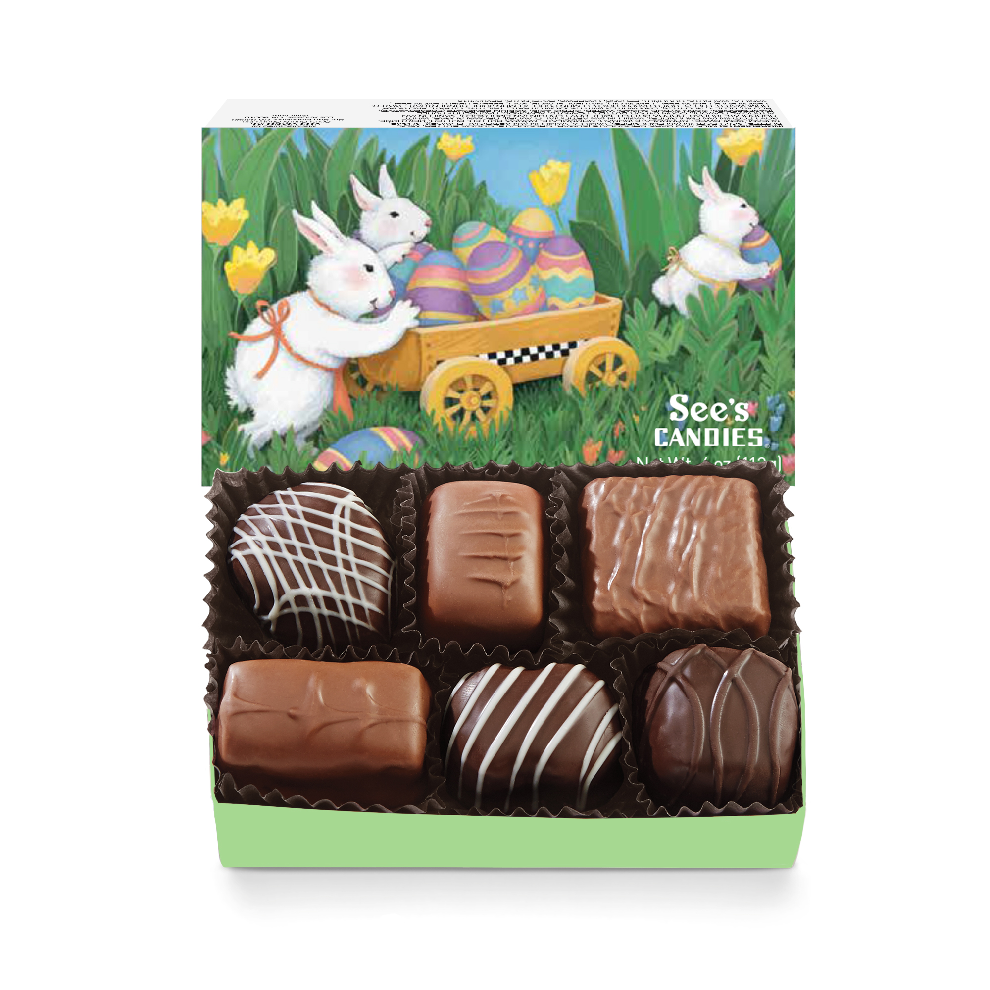 Egg Hunt Box  product view