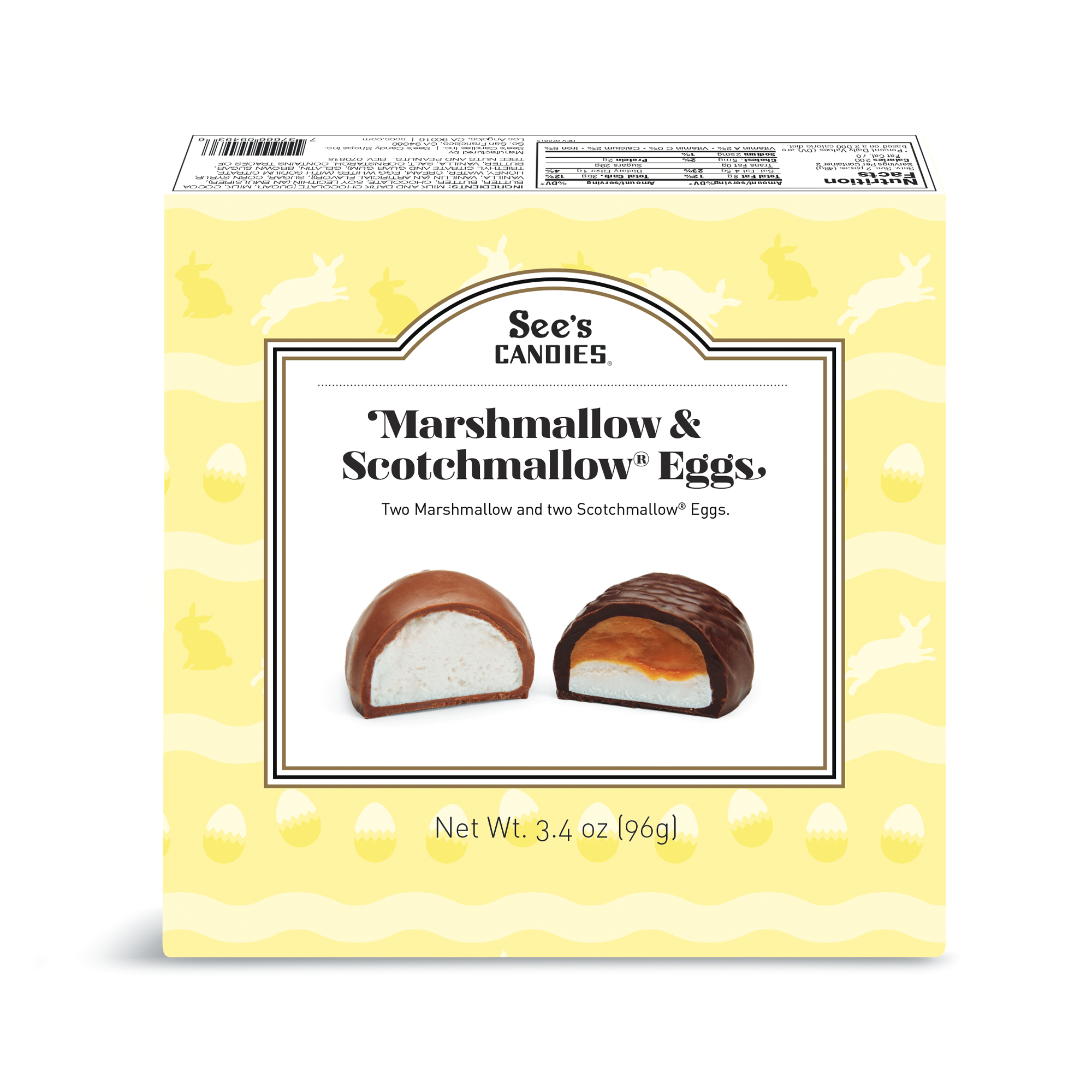 View of Marshmallow & Scotchmallow® Eggs 2