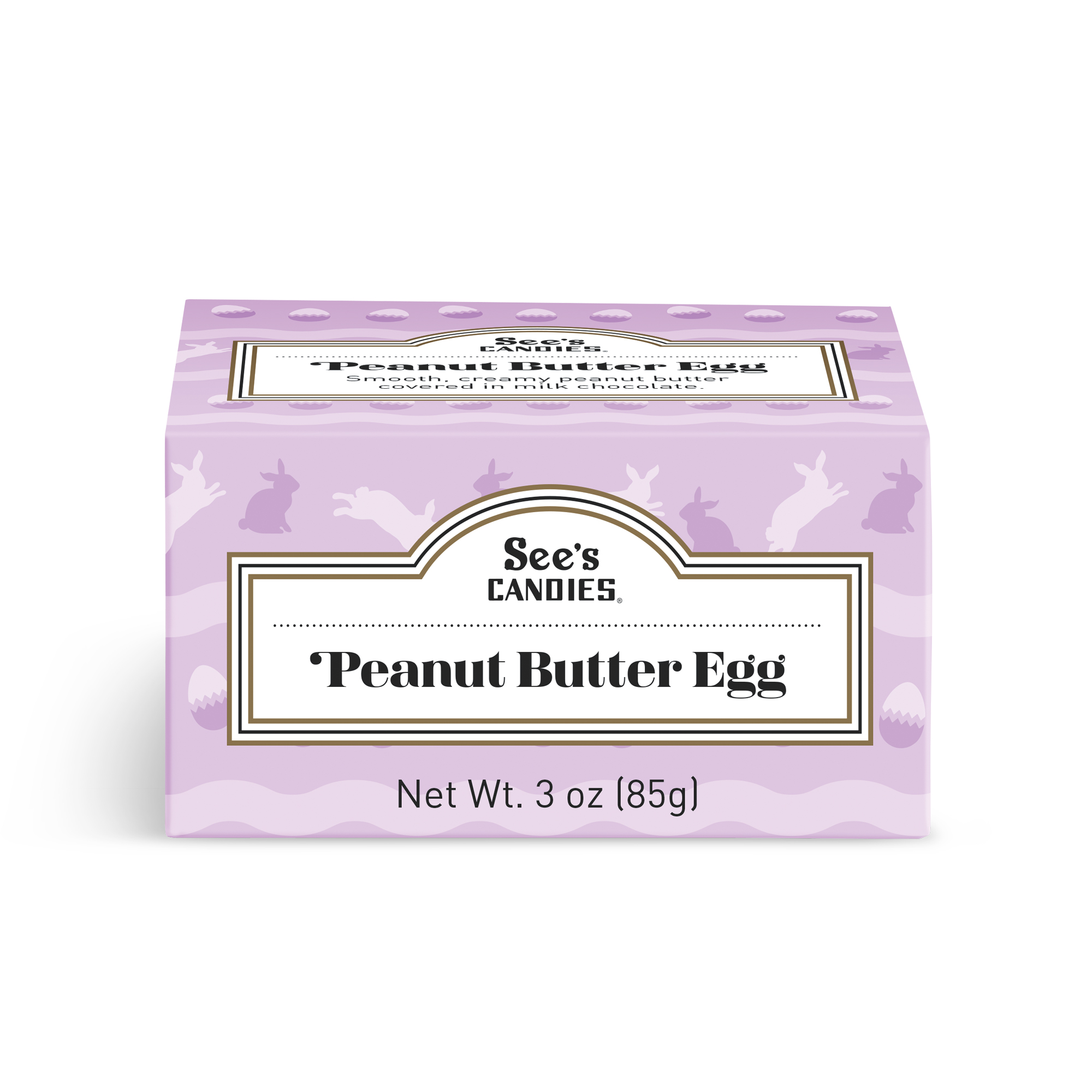 View of Peanut Butter Egg 2